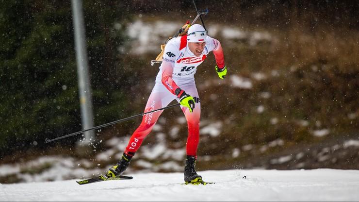 MŚ w biathlonie: Triumf sztafety mieszanej Norwegii, Polacy daleko