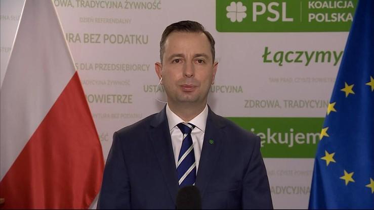 Kosiniak-Kamysz: mamy lockdown bez ogłaszania lockdownu