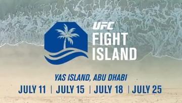 Oktagon UFC przenosi się na plażę