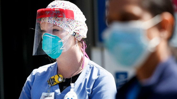 Polska lekarka z Nowego Jorku: koronawirus jest jak rozpędzony pociąg, nie można go zatrzymać