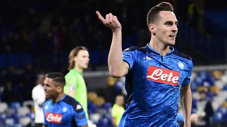 Liga Mistrzów: SSC Napoli - Genk. Relacja na żywo