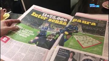 Przegląd prasy przed wtorkowym hitem Inter - Barcelona