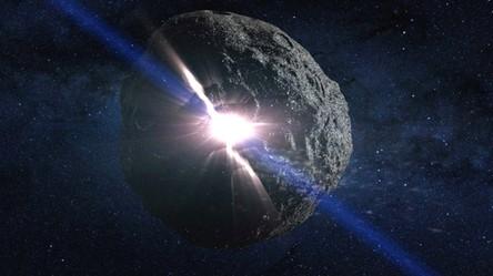 Zarejestrowano wybuchy na zagrażającej Ziemi planetoidzie Bennu