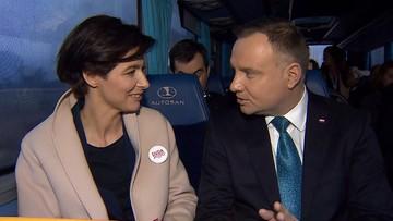 Gowin: Turczynowicz-Kieryłło w sztabie prezydenta to nie moja inicjatywa