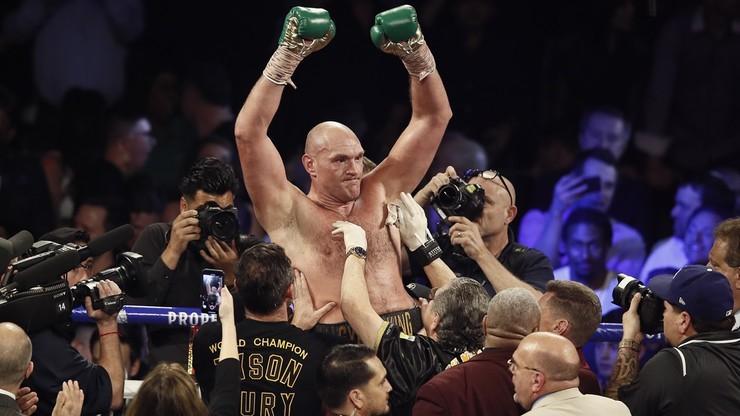 Nowy termin trzeciej walki Fury'ego z Wilderem