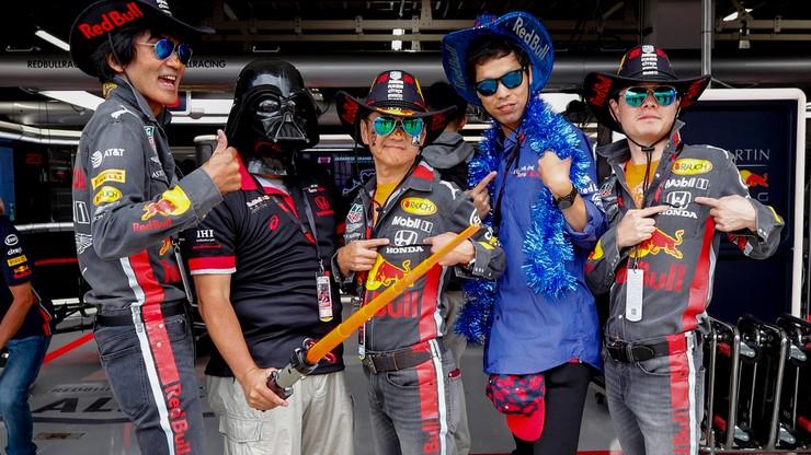 Formuła 1: Poważne obawy o Grand Prix Japonii