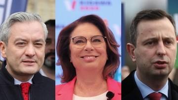 Kandydaci na prezydenta w trasie. Ochrona zdrowia tematem przewodnim