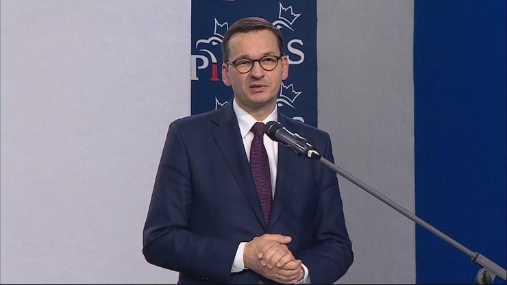 Prawo i Sprawiedliwość ujawniło skład nowego rządu Mateusza Morawieckiego [WIDEO]