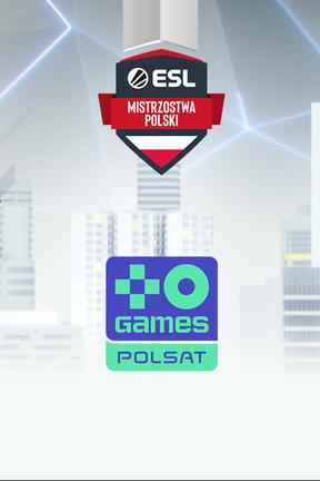 2020-04-24 ESL Mistrzostwa Polski w CS:GO na antenie Polsat Games