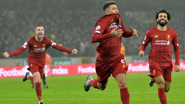 Premier League: Kolejne zwycięstwo Liverpoolu