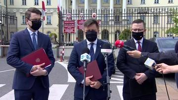 Ministrowie PiS na kontroli w warszawskim ratuszu. Chodzi o pożyczki dla mikroprzedsiębiorców