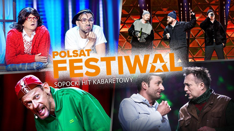2020-05-22 Dzień 2. Polsat Festiwal: Sopocki Hit Kabaretowy