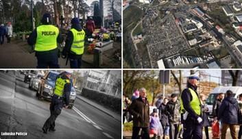 """10 zabitych, 194 rannych, 141 wypadków. Aktualny bilans akcji """"Znicz"""""""