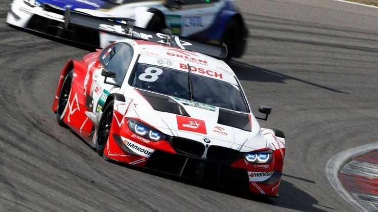 DTM: Kubica 16. w sobotnim wyścigu na Nuerburgringu, wygrana Muellera
