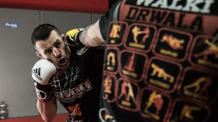 Pierwszy Polak w UFC wróci do walk w MMA?