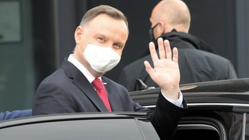Dymisja prezydenta? Andrzej Duda zabrał głos