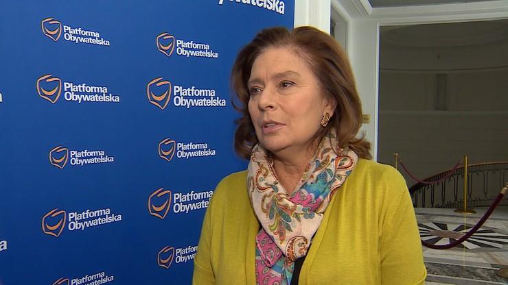 """Kidawa-Błońska zgłosi swoją kandydaturę w prawyborach. """"Mam zebrane podpisy"""""""