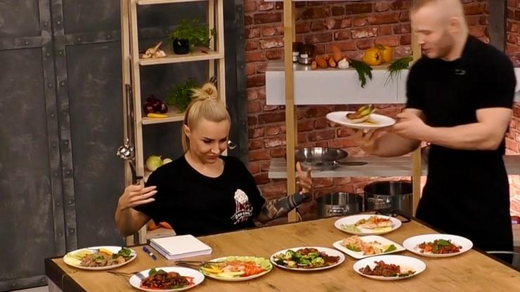 """Kucharz rzucił Blankę Lipińską na kolana czyli Mieszane Sztuki Kulinarne w """"Tylko Jeden"""""""