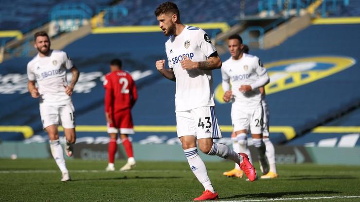 Mateusz Klich z golem i asystą w meczu z Fulham FC
