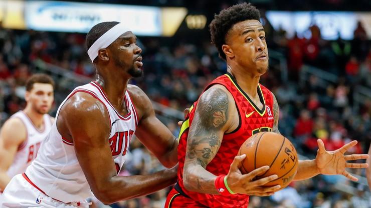 NBA: Koszykarz Atlanta Hawks zawieszony za doping