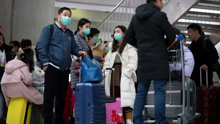 Więcej zakażonych koronawirusem w Chinach niż SARS na świecie