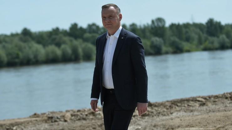 Nowy most na Wiśle. Inaugracja z udziałem prezydenta