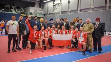 Polacy mistrzami Europy w Kabaddi