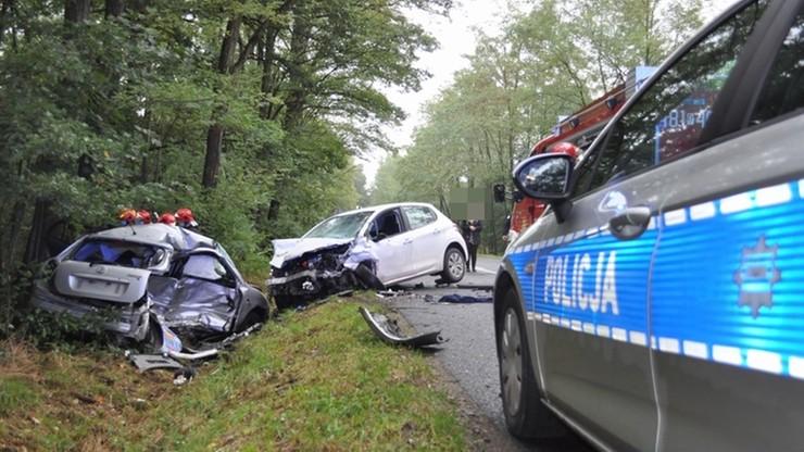 Tragiczny wypadek na Dolnym Śląsku. 29-latek zginął na miejscu