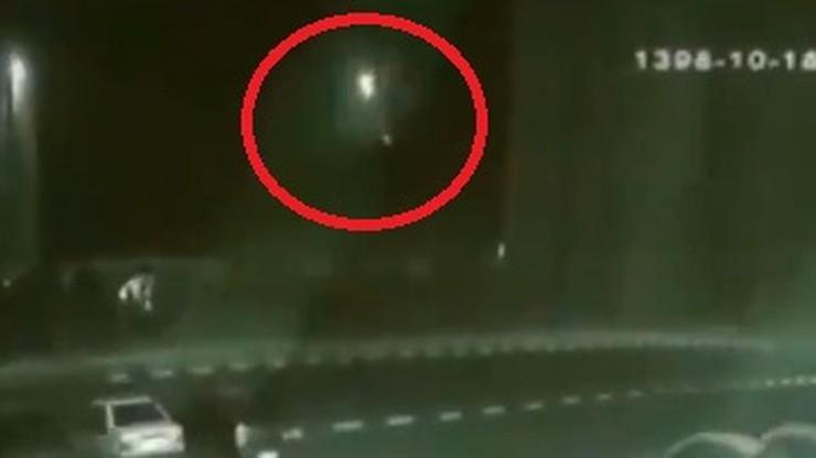 Zestrzelenie ukraińskiego samolotu. W sieci pojawiło się nowe nagranie