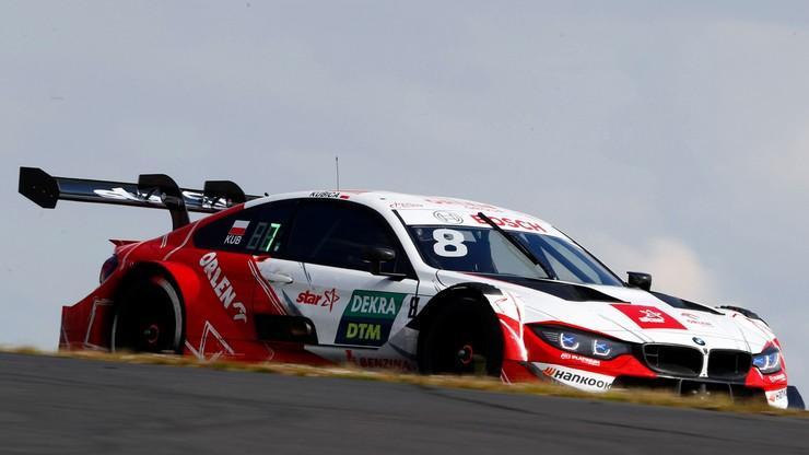 Seria DTM: Kubica 12. na Nuerburgringu, zwycięstwo Holendra Frijnsa