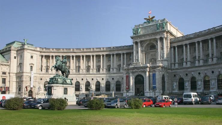 Alarm bombowy. Ewakuowano siedzibę prezydenta Austrii