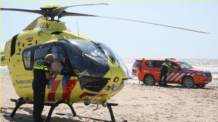 Holandia: Polak ratował troje niemieckich dzieci. Sam zginął w morzu