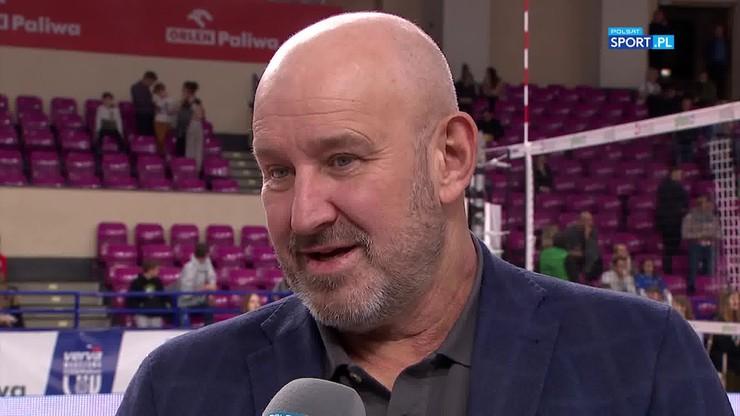 Prezes PZPS: Cieszę się, że siatkówka w Polsce stoi na wysokim poziomie