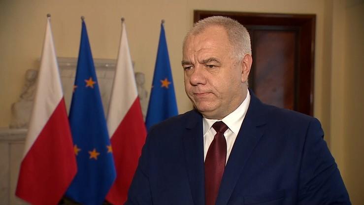 Wniosek o odwołanie Sasina. Sejm zdecydował