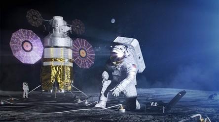 Nowe kombinezony kosmiczne dla misji na Księżyc będą iście futurystyczne