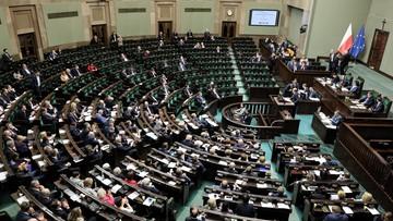 Sejm odrzucił poprawki Senatu do ustawy ws. trzynastych emerytur i rent