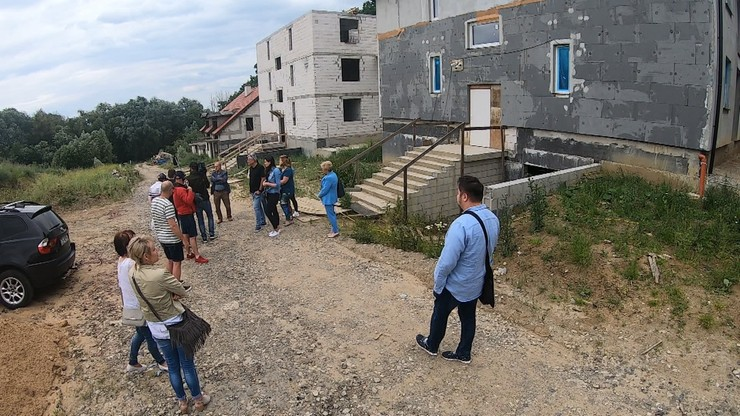 Szczecin: zapłacili za mieszkania, ale budowa stanęła. Gdzie są pieniądze?