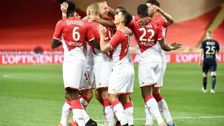 AS Monaco i piłkarki Olympique Lyon będą trenować w Polsce