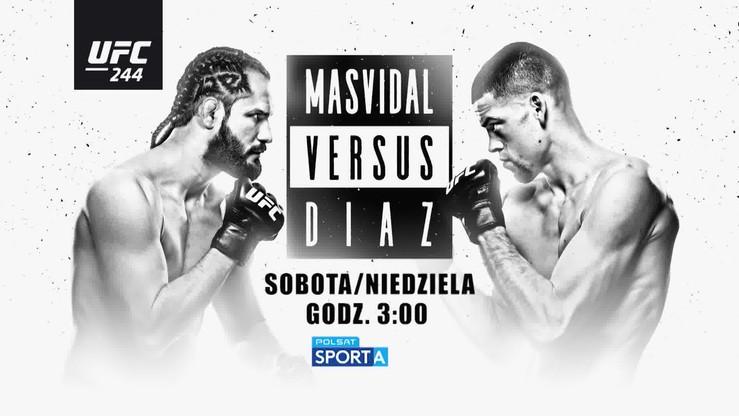 UFC 244: Masvidal vs Diaz. Zapowiedź hitowej gali