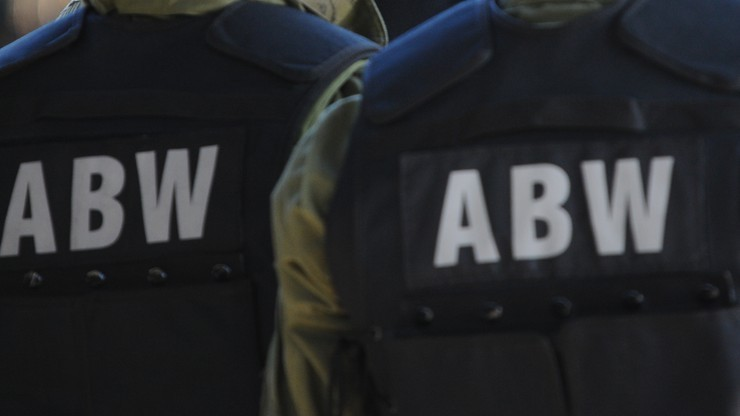 Ukrainiec zatrzymany przez ABW. Miał przygotowywać zamach terrorystyczny