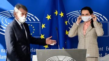 PE: nie uznajemy wyborów na Białorusi i wspieramy obywateli