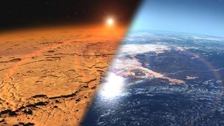 Życie na Marsie wciąż może istnieć, ale musimy go szukać głęboko pod ziemią