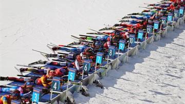 ME w biathlonie: Boczarnikow i Pawłowa najlepsi w supersprincie