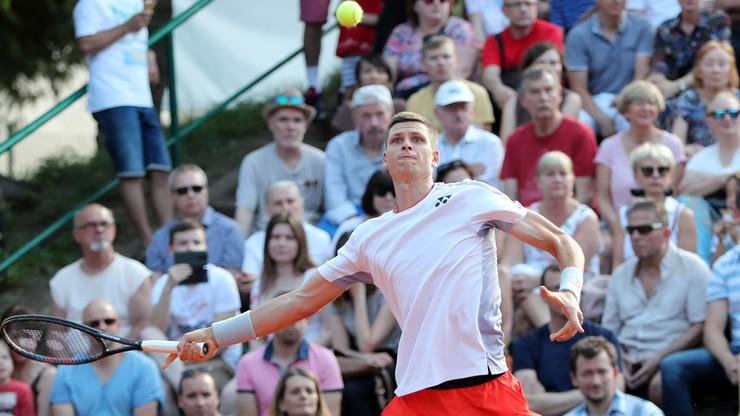 Ranking ATP: Hurkacz najwyżej w karierze, nadal prowadzi Nadal