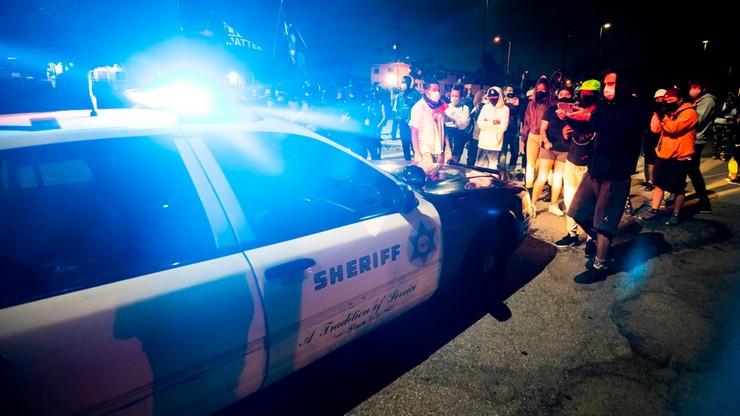 Zabójstwo zwolennika Trumpa. Policjanci zastrzelili sprawcę
