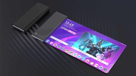 LG zaprezentuje zwijany smartfon, który w końcu trafi do masowej produkcji