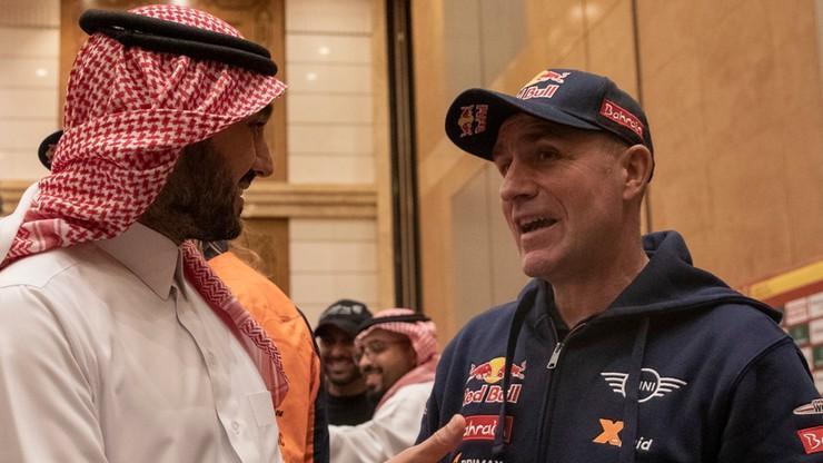 Rajd Dakar: Dżudda pierwszym przystankiem w Arabii Saudyjskiej