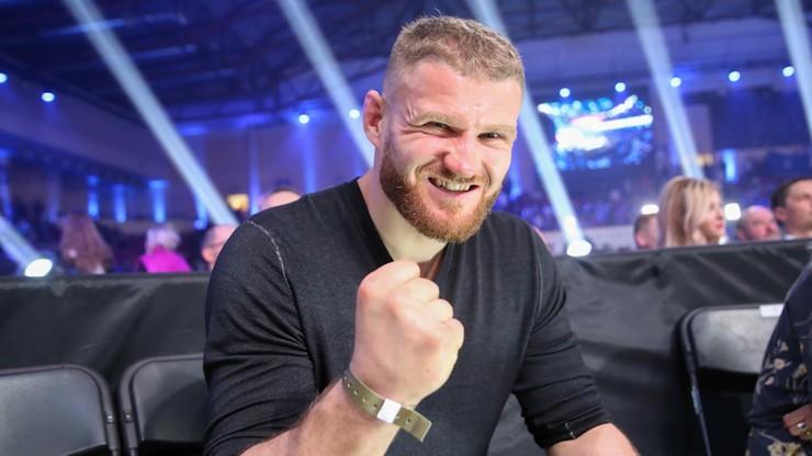 UFC: Jan Błachowicz - Israel Adesanya w pierwszej obronie pasa Polaka! Dana White potwierdza