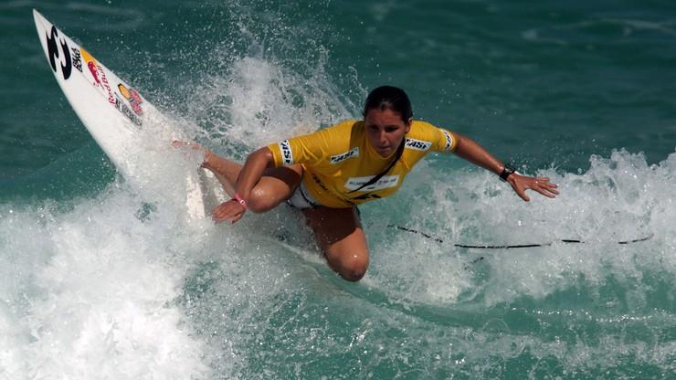 Brazylijska surferka z rekordem Guinnessa! Rekordowa fala w Nazaré