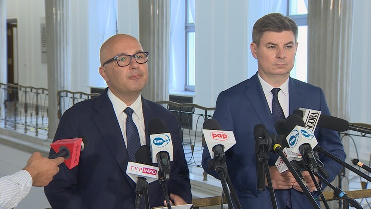 """PO powoła zespół parlamentarny. Ma wyjaśnić """"nieprawidłowości związane z wyborami"""""""